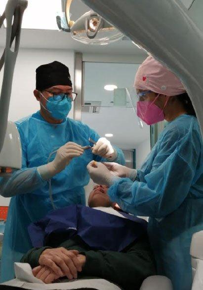Cirugia oral en Getafe Madrid